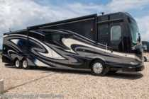 2012 Thor Motor Coach Tuscany 42FK Diesel Pusher RV W/ Res Fridge, W/D, King