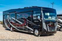 2019 Thor Motor Coach Outlaw 37RB Toy Hauler RV for Sale W/ Garage Sofa, Patio