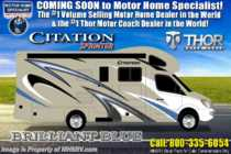 2019 Thor Motor Coach Chateau Citation Sprinter 24SK W/Dsl Gen, Theater Seats & Stabilizers
