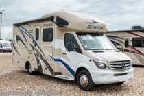2019 Thor Motor Coach Citation Sprinter 24SK W/Dsl Gen, Theater Seats & Stabilizers