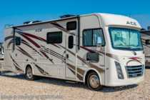 2019 Thor Motor Coach A.C.E. 30.3 ACE W/5.5KW Gen, 2 A/C, Ext TV, Loft Bed