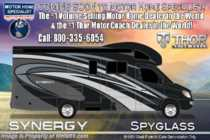 2020 Thor Motor Coach Synergy 24SK Sprinter RV W/15K A/C, Dsl Gen, Theater Seats