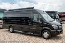 2019 Coachmen Galleria 24Q Sprinter Diesel RV W/Elctronics Pkg