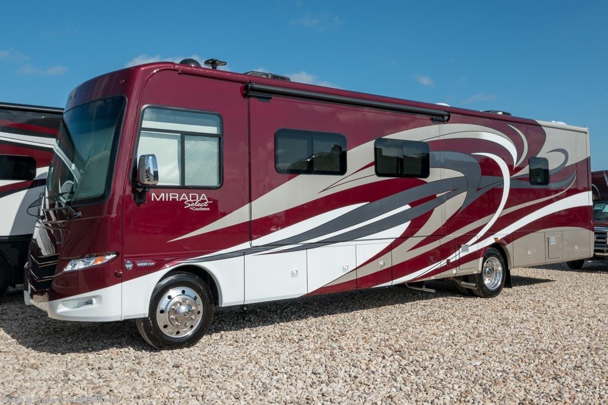 New 2019 Coachmen Mirada Select 37tb 2 Full Baths W Theater Seats Circuitdiagram Automotivecircuit Toyotacoastercoachwiringharness Salon Bunk