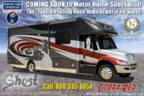2019 Nexus Ghost 33DS Diesel Super C W/Ext TV & Kitchen, Solar, Sat