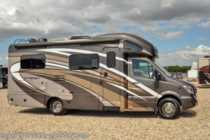 2019 Thor Motor Coach Synergy 24SJ Sprinter RV W/ Stabilizers, FBP, Summit Pkg