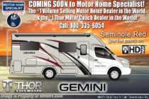 2019 Thor Motor Coach Gemini 23TK RUV for Sale W/ 15K A/C & Heat Pump