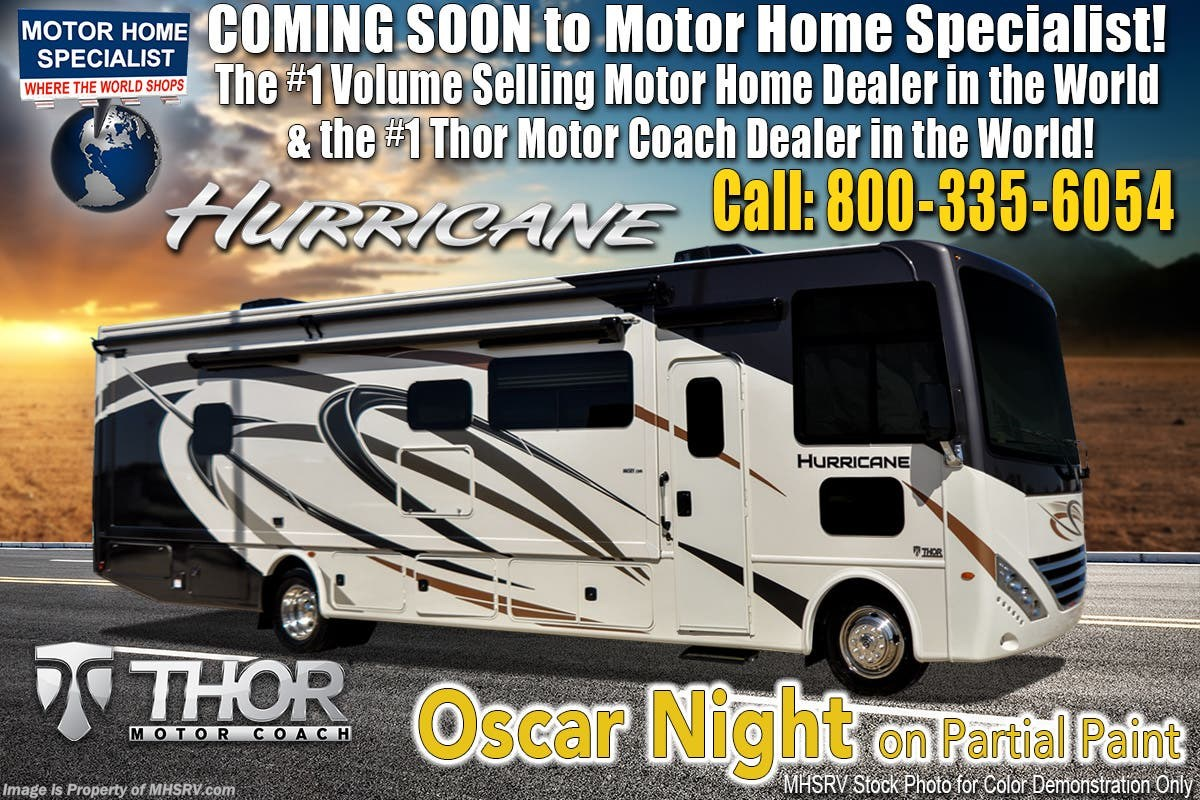 2019 Thor Motor Coach Rv Hurricane 34r For Sale W Theater Seats Wiring Schematics Previous