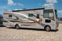 2016 Thor Motor Coach Hurricane 31S W/ Ext TV & Kitchen, OH Loft