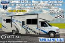 2019 Thor Motor Coach Chateau 28Z Class C RV  W/ Theater Seats & Stabilizers