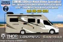 2019 Thor Motor Coach Compass 24SX Sprinter Diesel RUV for Sale W/ Dsl Gen