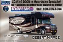 2019 Dynamax Corp Force HD 37TS Diesel Super C for Sale W/ Theater Seats