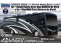 New 2019 Thor Motor Coach Palazzo 33.5 Bunk Model Diesel Pusher RV for Sale available in Alvarado, Texas
