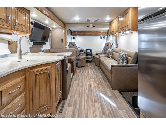 2019 Thor Motor Coach Palazzo 33.5 - New Diesel Pusher For Sale by Motor Home Specialist in Alvarado, Texas features Bunk Beds