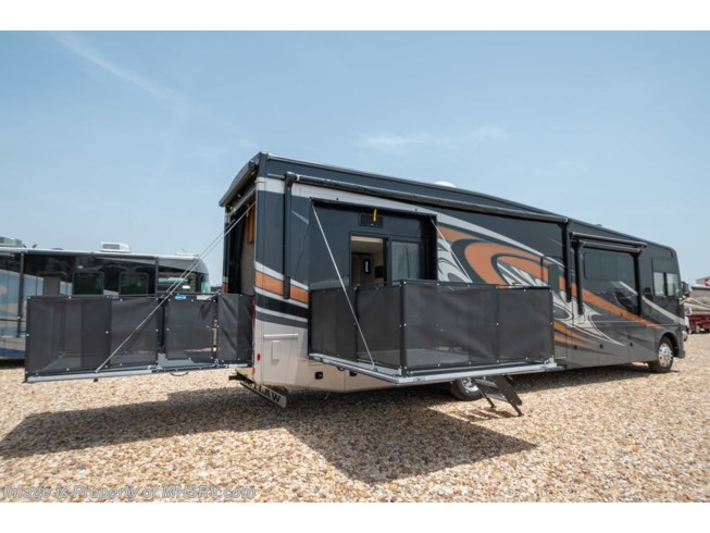 2018 Thor Motor Coach Outlaw 37GP Class A Toy Hauler RV ...