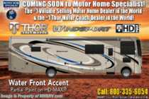 2019 Thor Motor Coach Windsport 34J Class A Bunk Model RV for Sale W/King Bed