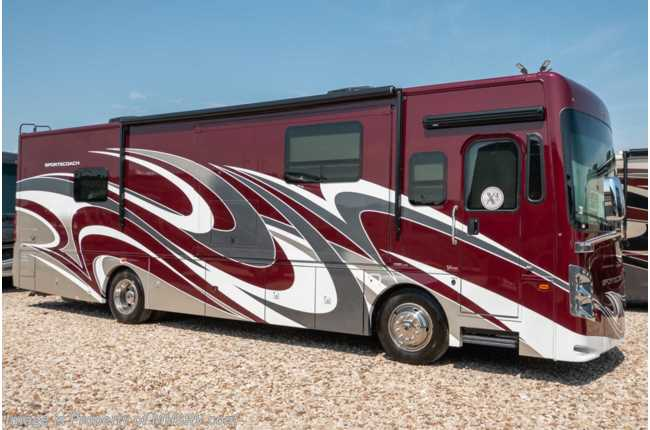 "2019 Coachmen Sportscoach SRS 364TS W/3 Slides, 46"" & 40"" TVs, King Bed, Res. Fridge & More!"