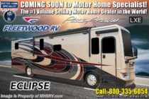 2019 Fleetwood Pace Arrow LXE 38N 2 Full Bath Bunk Model RV W/ Sat, King