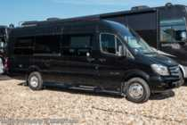 2019 Coachmen Galleria 24T Sprinter Diesel RV for Sale W/ Solar & Rims
