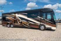 2017 Entegra Coach Anthem 42DEQ Luxury Diesel RV for Sale W/ Aqua Hot, King