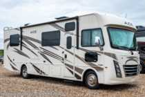 2019 Thor Motor Coach A.C.E. 30.4 Class A RV W/5.5KW Gen, 2 A/Cs, Ext TV