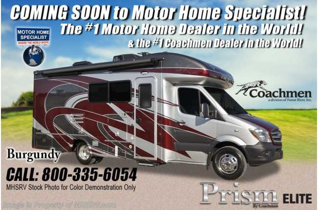 New 2019 Coachmen Prism Elite
