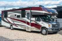 2019 Coachmen Leprechaun 319MB W/Ext Kitchen, Fireplace, 15K A/C, Sat