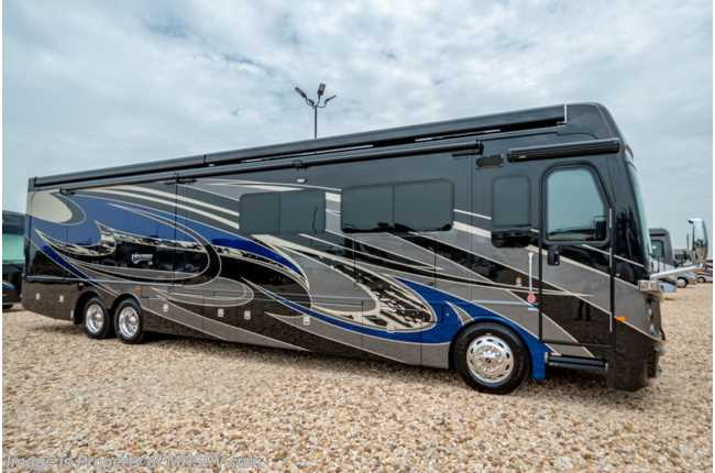 2019 Fleetwood Discovery LXE 44H Bath & 1/2 W/Tech Pkg, 450HP, King, Aqua Hot