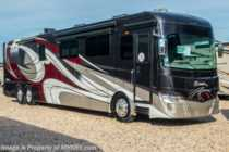 2019 Forest River Berkshire XLT 45A 2 Full Bath Bunk Model W/ Theater Seats, W/D