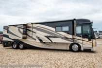 2009 American Coach American Tradition 42P Bath & 1/2 Diesel Pusher RV W/ Aqua Hot, King,