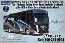 2019 Thor Motor Coach Aria 3901 Bath & 1/2 Diesel RV for Sale 360HP, W/D