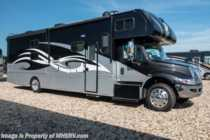 2019 Nexus Wraith 35W Super C Bunk Model RV W/ 8KW Gen & Sat