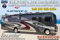 2019 Fleetwood Bounder 33C Class A RV W/King, OH Loft, Tech Pkg