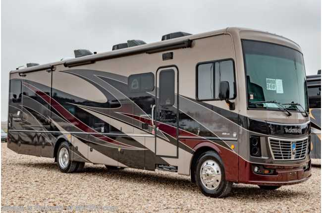 2019 Holiday Rambler Vacationer 36F 2 Full Bath Bunk Model W/Theater Seats & W/D