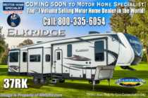 2019 Heartland  ElkRidge 37RK RV for Sale W/ Theater Seats, Jacks, King