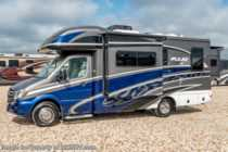 2019 Fleetwood Pulse 24A Diesel Sprinter RV W/Dsl Gen, Skylight