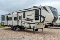 2019 Heartland  ElkRidge 37RK RV for Sale W/Theater Seats, Jacks & King