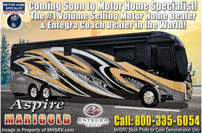 New 2019 Entegra Coach Aspire