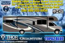 2019 Thor Motor Coach Quantum KW29 RV W/ Theater Seats, 2 A/Cs, FBP