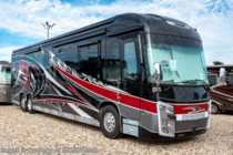 2019 Entegra Coach Cornerstone 45W Bath & 1/2 Luxury RV W/ Theater Seats, Solar