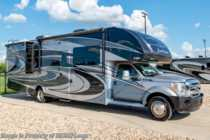 2017 Thor Motor Coach Four Winds Super C 35SD Diesel Super C RV W/ OH Loft, Ext TV, 6KW Gen