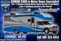 2019 Dynamax Corp Isata 5 Series 36DS Super C RV for Sale W/ Theater Seats & Solar