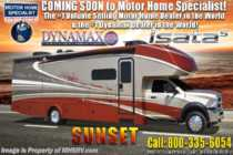 2019 Dynamax Corp Isata 5 Series 36DS Super C RV for Sale W/ 8KW Gen & Solar