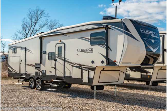 New 2019 Heartland  ElkRidge Focus