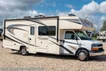 2018 Coachmen Freelander  26RS Class C RV for Sale W/ OH Loft, Ext TV