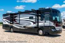 2017 Fleetwood Pace Arrow LXE 38K Bath & 1/2 Diesel Pusher W/ GPS, W/D, King