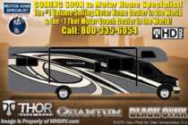 2020 Thor Motor Coach Quantum KW29 Class C Gas RV W/Theater Seats, 2 A/Cs