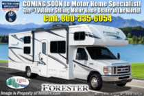 2019 Forest River Forester LE 3251DS Bunk Model RV W/ Auto Jacks & 15 A/C
