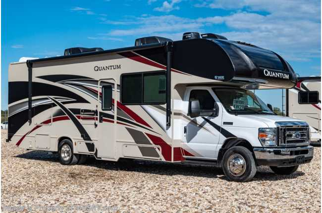 2020 Thor Motor Coach Quantum KW29 W/Stack W/D Prep, Theater Seats, 2 A/Cs, King