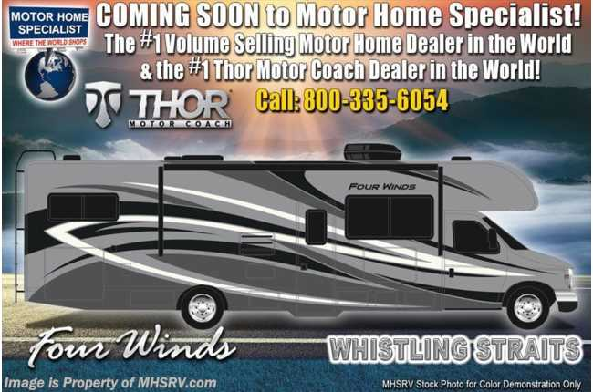 New 2020 Thor Motor Coach Four Winds